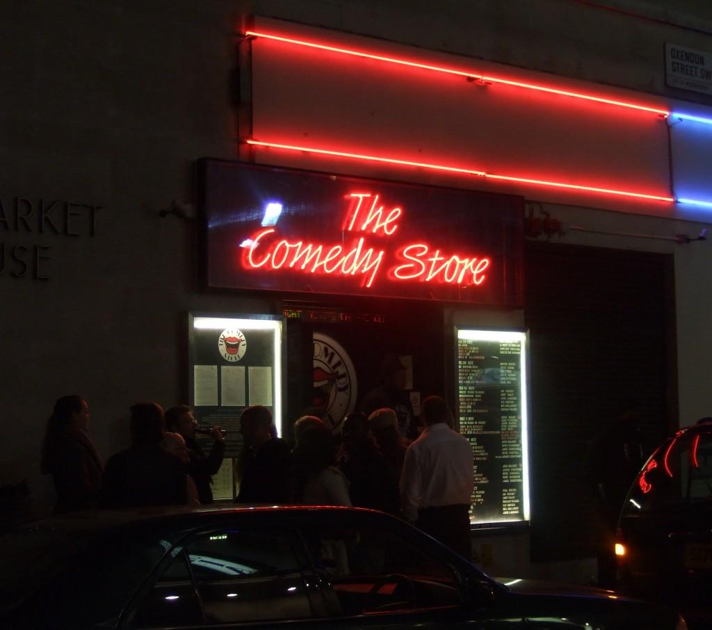 Comedy_Store,_Soho,_London
