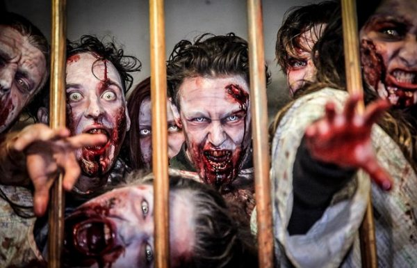 WIN A PAIR OF TICKETS TO KILL ZOMBIES