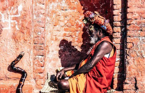 A Yogic Monks Guide to Inner Peace w/Dada Jyotirupananda