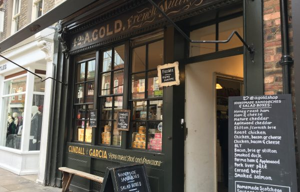 5 Spitalfields sights you miss when you don't look up…