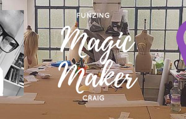 Funzing Magic Maker: Craig from The Fashion Box