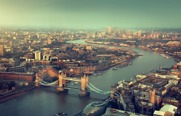 Create Your Own Summer Holiday…In London!
