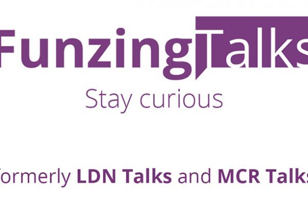 WIN 2 TICKETS TO ONE OF OUR FUNZING TALKS