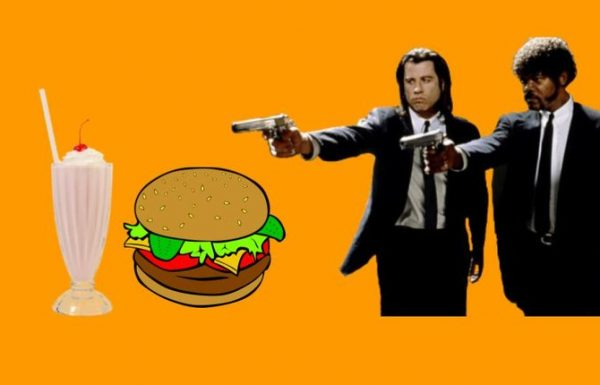 WIN A PAIR OF TICKETS FOR PULP FICTION WITH BURGER & SHAKE: FOODIE FILM NIGHTS