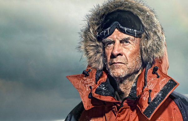 10 Badass Reasons to Come to Sir Ranulph Fiennes' Funzing Talk
