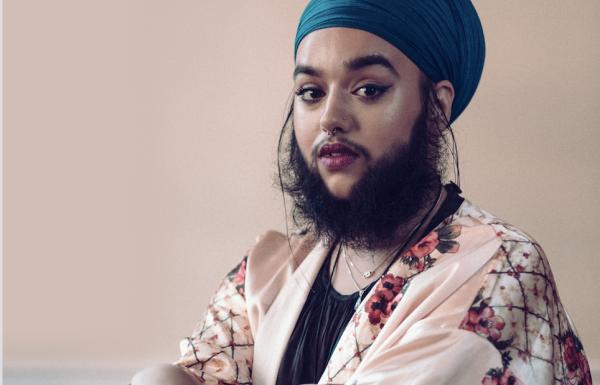 Who is the Bearded Lady, Harnaam Kaur?