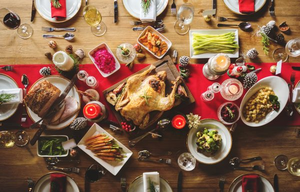 8 Christmas Food Events in London