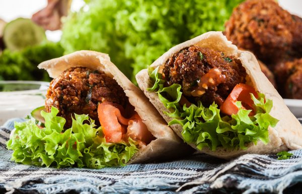 The top 5 places to get falafel in London