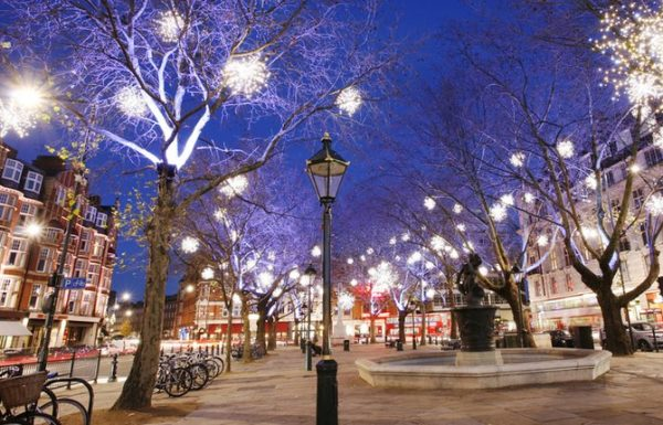 WIN TICKETS FOR THE LONDON CHRISTMAS LIGHTS BIKE TOUR