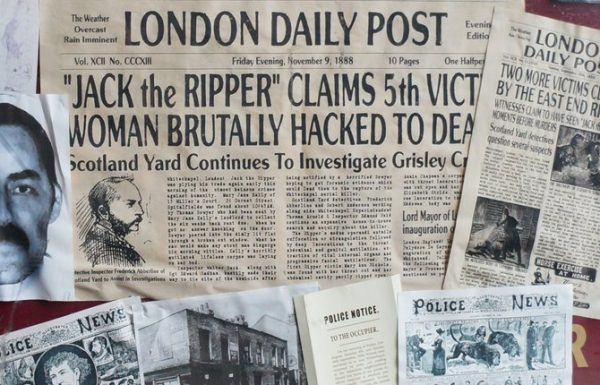 Win Tickets for an Alternative Jack the Ripper Tour