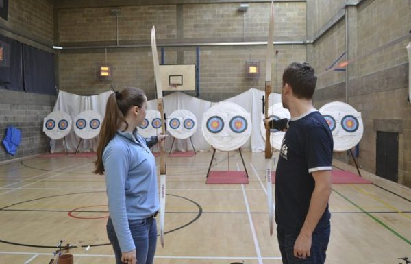 Learn to Shoot Like Robin Hood