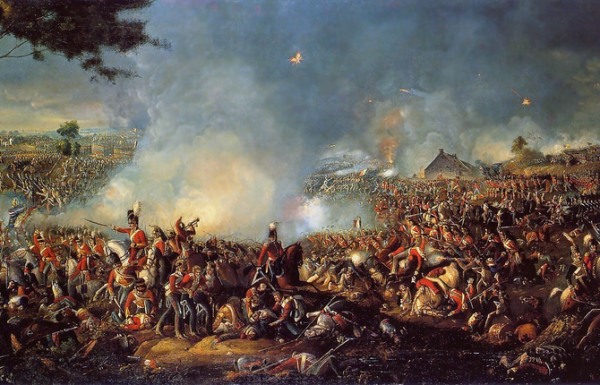 Waterloo: The Unknown Battlefield.  W/Charles J. Esdaile