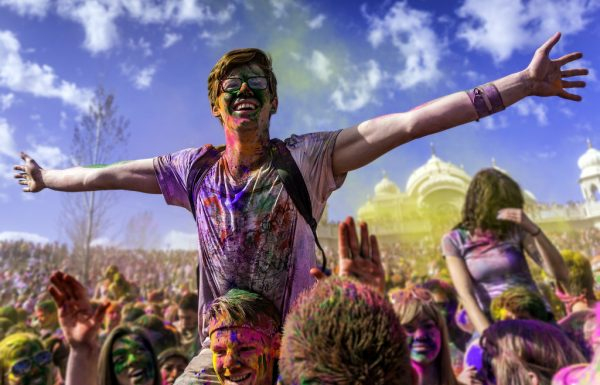 Sunshine is Coming, Here's 6 Events to Help You Take Advantage