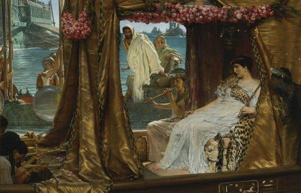 Cleopatra of Egypt w/ Richard Alston
