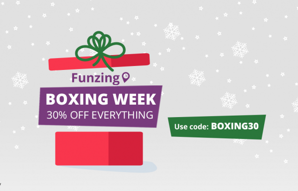 BOXING WEEK SALE IS HERE!