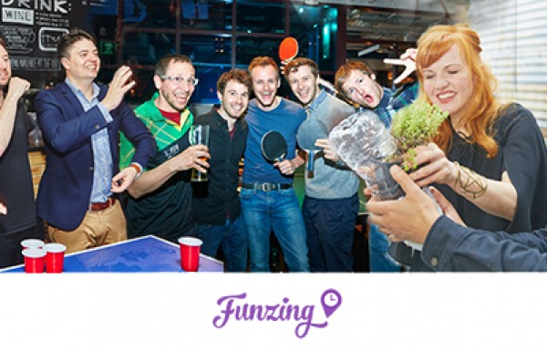 Funzing selected to Pitch @ Websummit