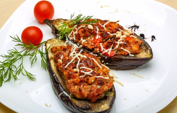 Recipe for Hummus Day: Middle Eastern Aubergine
