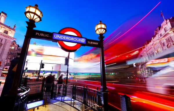 5 Experiences to Celebrate the Launch of the Night Tube Service in London