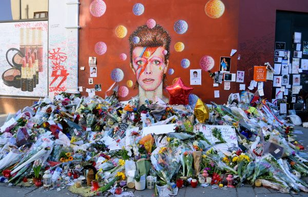 David Bowie Tour: Remembering the Legend