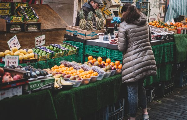 Best Outdoor Food Markets in London