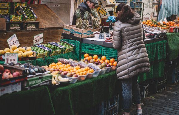 Best Outdoor Food Markets in London