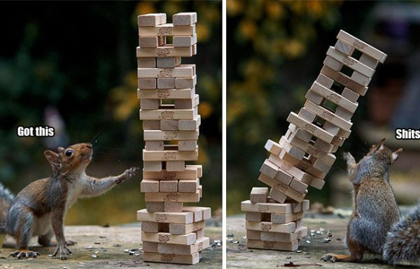 WIN A PAIR OF TICKETS FOR DRUNK JENGA!!!
